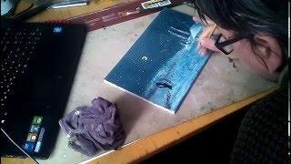 урок  рисования-зима 1часть