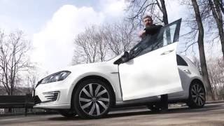 рассказ VW Golf GTE Hybrid