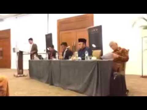 Ucaptama SS Dato Dr Mohd Asri Zainul Abidin di IRF