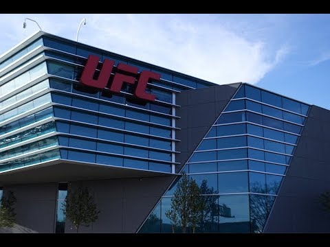 Ufc Headquarters Is Getting A New Look To Promote Ufc 226 Youtube