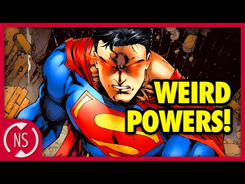 Comic Misconceptions - Superman