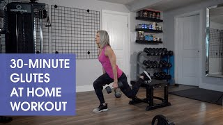 30 Minute Glutes at Home - Fit for Self