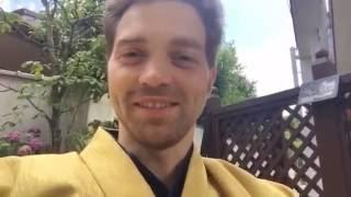 Я в кимоно. Кто придумал Масяню? утро в Киото(Привет! Меня зовут Сергей Куваев. Это мой дополнительный канал. Здесь вы увидите: - Записи трансляций периск..., 2016-06-21T09:59:08.000Z)