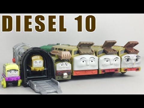 We are Diesel 10 Thomas and Friends Collection きかんしゃトーマス
