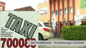 Taxiunternehmen Duisburg - Taxi-Mietwagen-Zentrale Jan Nowakowski