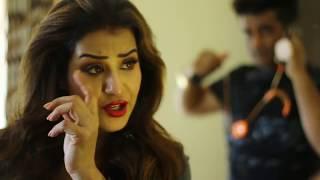 "Shilpa Shinde's Makeup by Kalpesh Joshi & Team ""Makeup Artist India"" for Magazine Photoshoot"