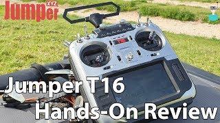 Jumper T16 - iNav Telemetry Setup - VidVui