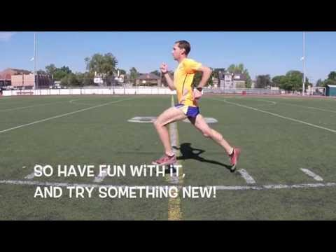 How To Run Strides (short Accelerations)