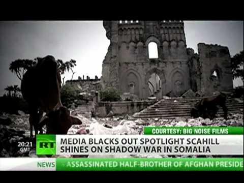 Scahill: US is making enemies in Somalia