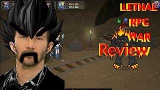 Lethal RPG War: Review