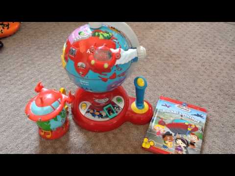 Little einsteins dolls 200 subscriber's special from YouTube · Duration:  3 minutes 30 seconds