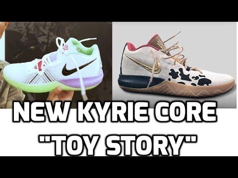 release date 6ce8b 1e648 NEW KYRIE CORE TOY STORY MODEL RELEASING FOR ONLY $80