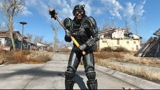 Fallout 4 Heavy Combat Armor Locations
