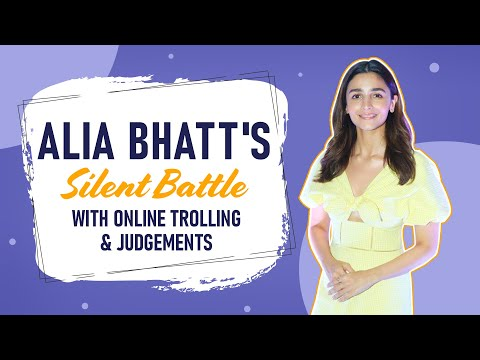Alia Bhatt: How the ace actor dealt with online hate and trolls ever since her debut