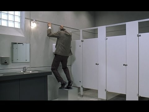 [HD] Toilet (Mr. Bean)