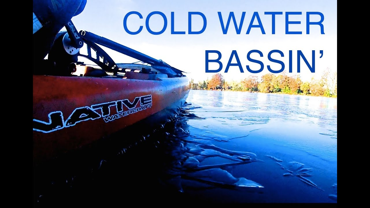 Cold water bass fishing youtube for Cold water bass fishing