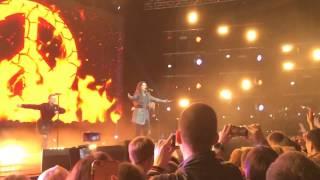 "Легенды ""РетроFM"". Концерт в Новосибирске 22.04.2017. ACE OF BASE."