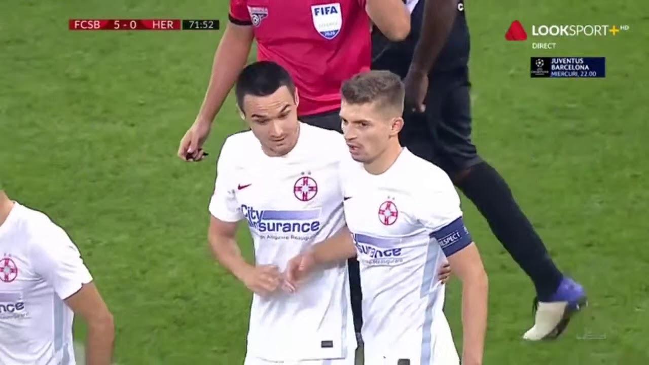FCSB - Hermannstadt 5-0, gol marcat de Tanase (72) | Liga 1, etapa 8, sezon 2020-2021