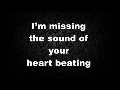 Sound Of Your Heart lyrics ~ Shawn Hook