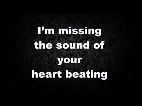 Sound Of Your Heart lyrics ~ Shawn Hook