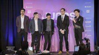 Arkells win Rock Album of the Year   Juno Awards 2019