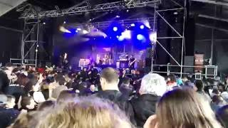 Skindred - Download Festival Paris June 2016
