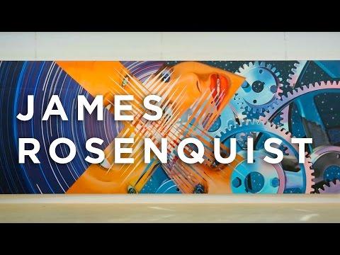 JAMES ROSENQUIST | FOUR DECADES | Galerie Ropac | Paris Pantin | 2016