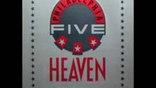 Philadelphia Five - I Am Shared (1989)