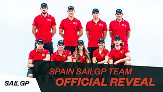 Spain SailGP Team reveals its Season 2 lineup | SailGP