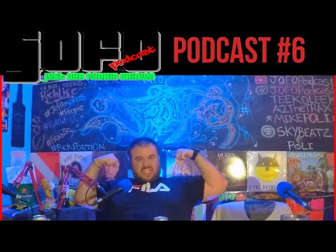 JOFO PODCAST #6 With POLI | IS AIDS WORTH 600 MILLION DOLLARS? FIRST  JOFO WORLD PREMIERE |