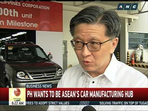 Thai auto industry calls for cooperation among ASEAN manufacturers