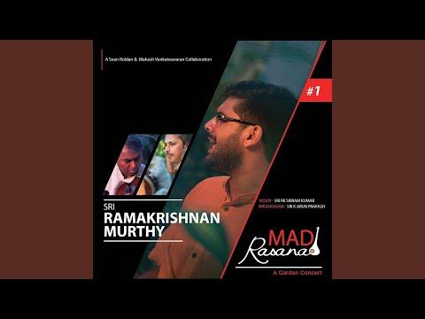 O Jagadamba Anandabhairavi Adi (Live)