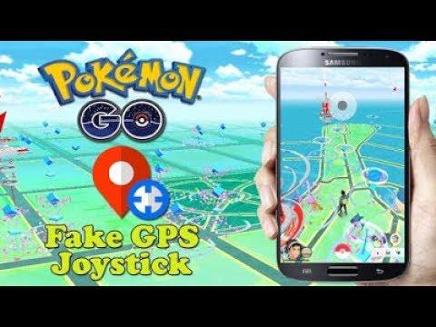 Pokemon go fake GPS FUNCIONA 😍😎joystick actualizado Septiembre