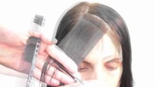 Стрижка длинных волос Haircut long hair ★★★★★