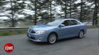 Toyota Camry Hybrid 2012 Videos