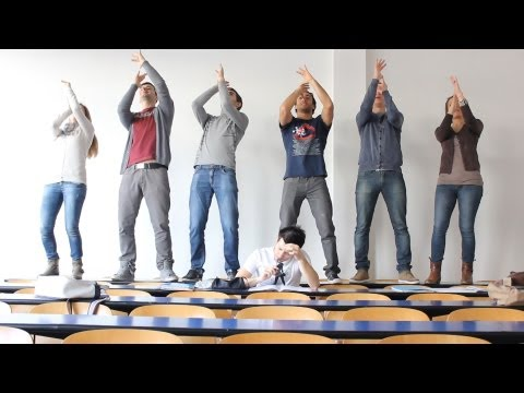 Parodia Balada Boa - La canzone dell'universitario - Mattes