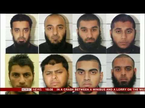 26 April, 2013 - UK: 11 more muslims go to prison for terrorist plots