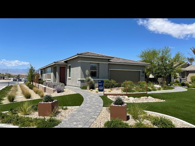 Del Webb at North Ranch | New Homes For Sale North Las Vegas | 55+ | Getaway Tour | $344k+ 1451 sf