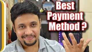 the best payment method according to ur indianconsumer