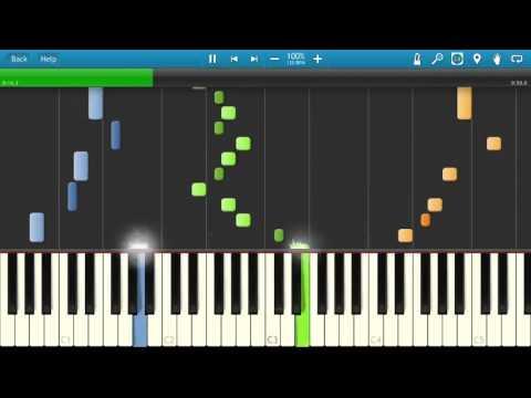 [Undertale Soundtrack] Game Over - Piano Transcription