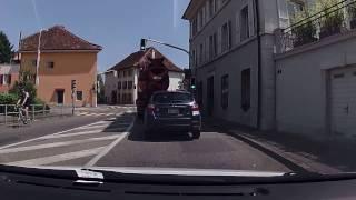 Roadtrip Switzerland-Erlach to Le Landeron with Toyota Auris 31.07.2014 (VDO 0331)