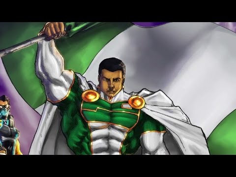 Nigerian superheroes conquer new wave of fans