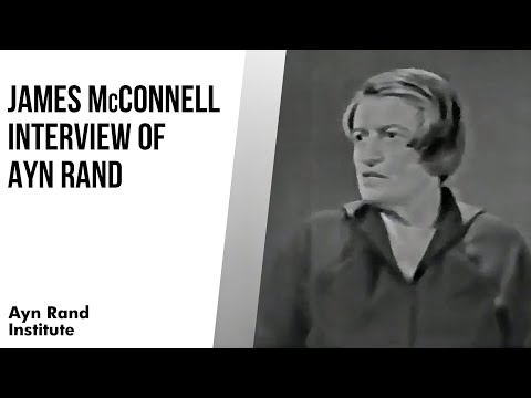 the objectivism and heartlessness of ayn rands ideology observed in her interview with mike wallace Ayn rand ( born alisa zinov'yevna rosenbaum — march 6, 1982), was a russian-american novelist, philosopher, playwright, and screenwritershe is known for her two best-selling novels and for developing a philosophical system she called objectivism.
