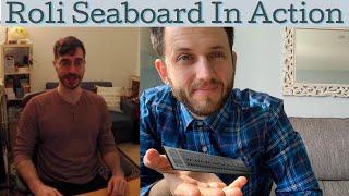 Exploring The Roli Seaboard With Jeremy Sauber