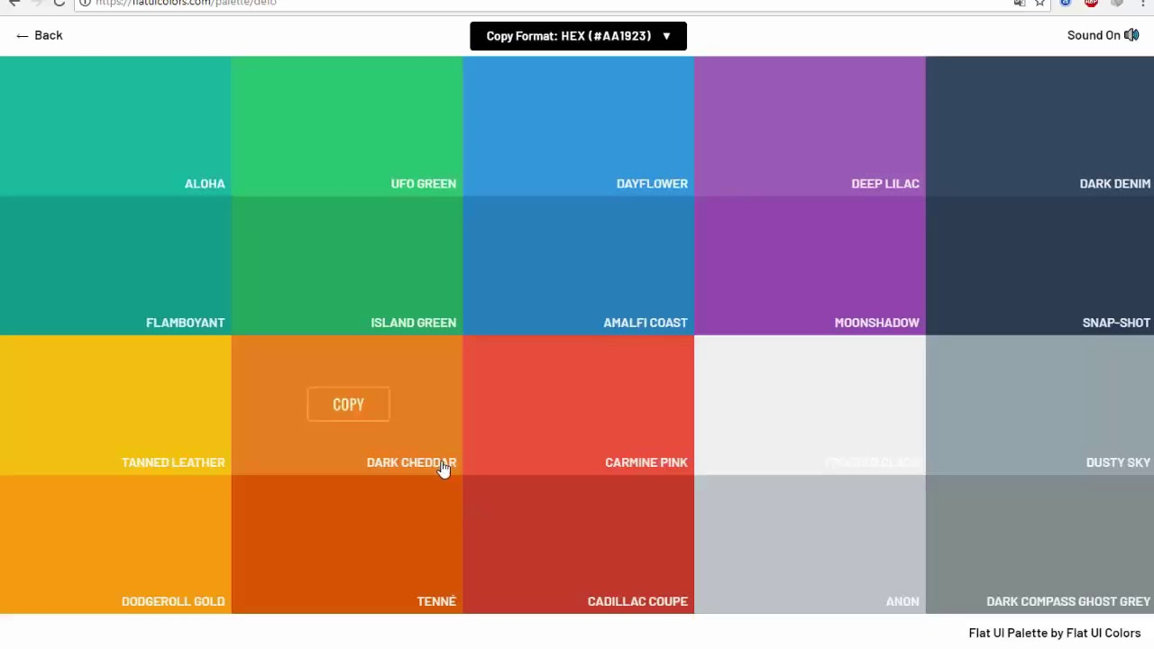 How to change background color on click in HTML5, CSS3 and JAVASCRIPT