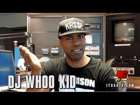DJ Whoo Kid Recalls 2Pac Walking Past His Block in Queens