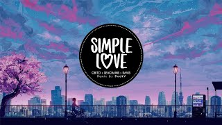 Simple Love - Obito x Seachains | DuckV Remix