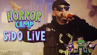 Sidos Live Performance | Horrorcamp mit Knossi & Sido