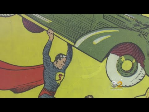 Superman Is Getting Lots Of Auction Action