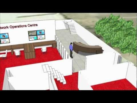 Cork Internet Exchange (CIX) Building 3D Tour